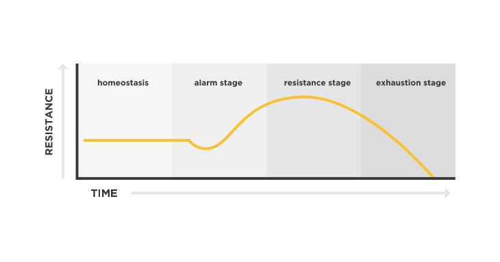Alarm Stage of General Adaptation Syndrome